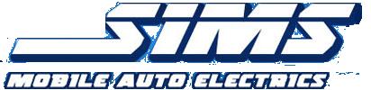 Sims Mobile Auto Electrics